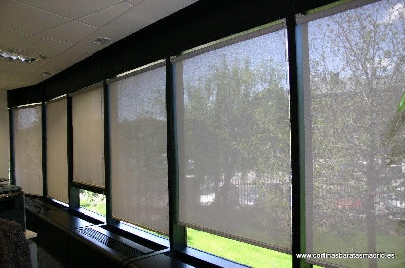Cortinas para oficinas cortinas madrid - Cortinas para oficinas ...