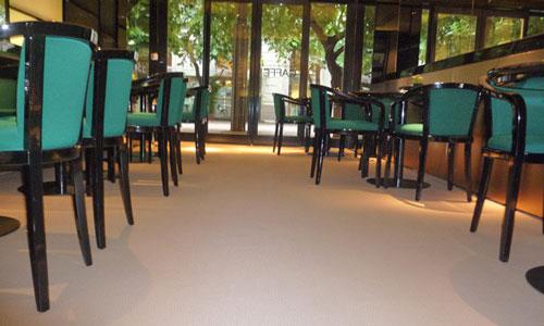 Suelo Armani Cafe Fitnice