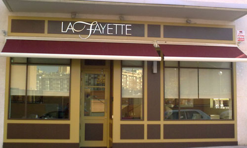 Toldos Restaurante La Fayette