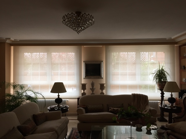 Cortinas y estores madrid estores with cortinas y estores - Estores baratos madrid ...