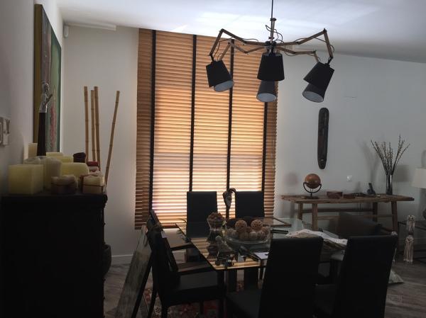 Cortinas venecianas de madera cortinas madrid - Cortinas venecianas madera ...