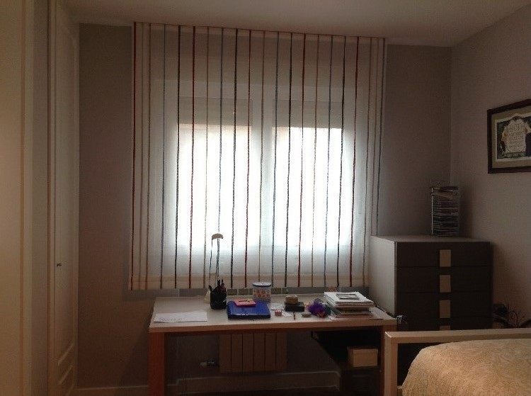 Cortinas Plegables Paccetto
